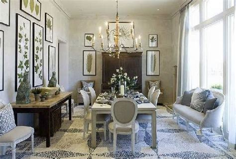 French Style Dining Rooms