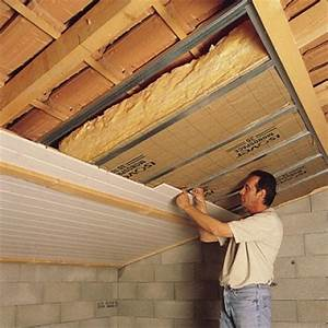Pose Lambris Horizontal Commencer Haut : isolation simple sous charpente par isolant sur fourrure ~ Premium-room.com Idées de Décoration