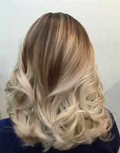 Quelle Couleur Faire Sur Des Meches Blondes : les plus jolis balayages cheveux ~ Melissatoandfro.com Idées de Décoration