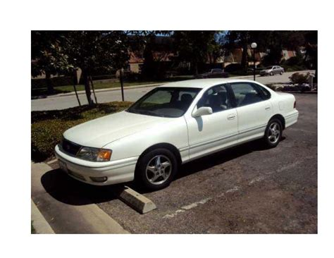 1999 Toyota Avalon Xls by 1999 Toyota Avalon Pictures Cargurus
