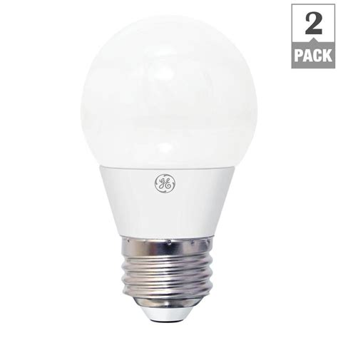 ceiling fan light bulb ge 40w equivalent daylight a15 white ceiling fan led light