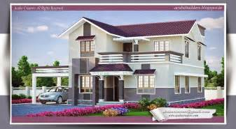 Beautiful Home Model Plans kerala beautiful house plans photos home decoration