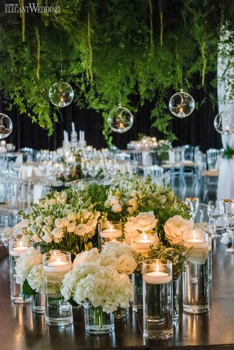 garden party wedding covered  greenery elegantweddingca