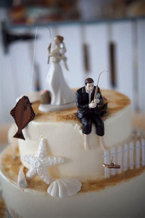 best 25 fishing wedding cakes ideas on pinterest