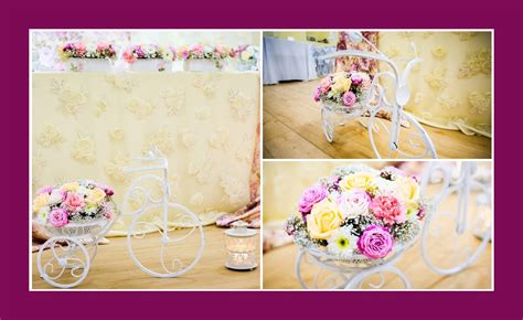Blumen Hochzeit Dekorationsideenblumen Hochzeit In Weiss by Blumendeko Tischdeko Tips