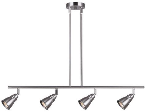 Patriot Lighting® Charles Brushed Nickel 36