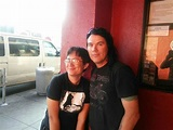 Myself and Christopher Hall from Stabbing Westward/The ...