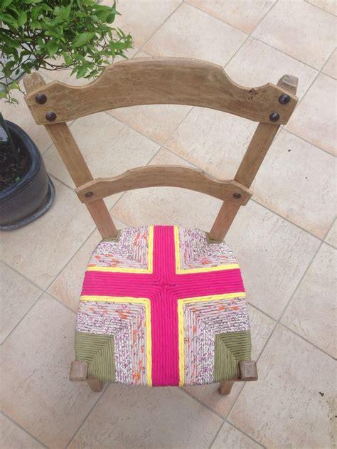 rempaillage de chaise rempaillage de chaise en tissu rempaillage et