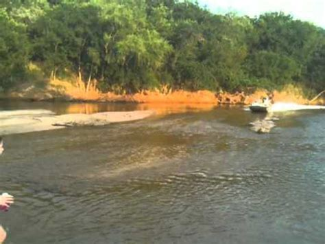 Alweld Boats Youtube by Shallow Alweld Jetboat On The Brazos 2 Quot Water Youtube