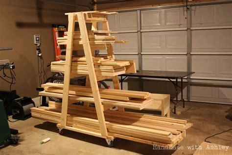 rack lumber diy mobile plans storage woodworking build rogue engineer furniture ashleygrenon handmade building projects