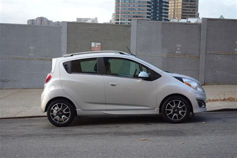 Review Chevrolet Spark by 2013 Chevrolet Spark 2lt Automatic Review
