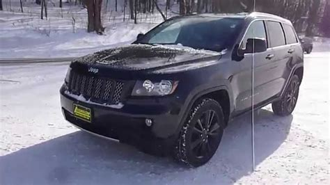 2012 Jeep Grand Cherokee Laredo 4x4 Suv Rochester Ny