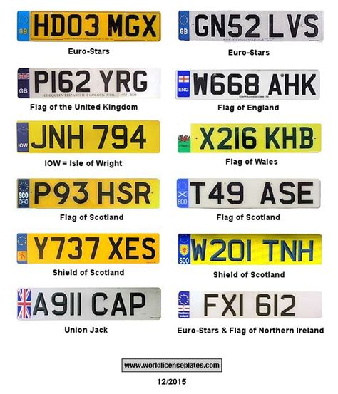 17 Best Images About Licence Plates On Pinterest