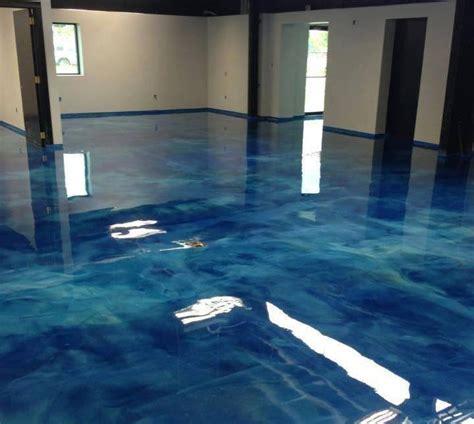 colour fix polished concrete surface preparation epoxy