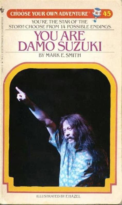 Damo Suzuki by Damo Suzuki On