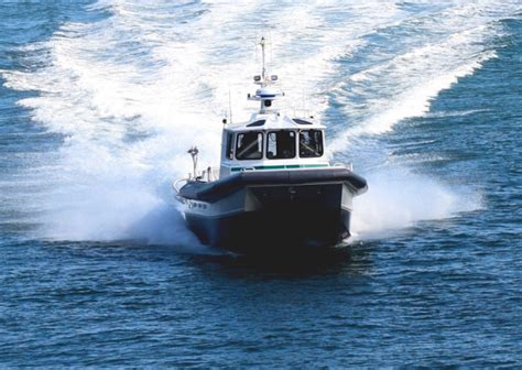 Moose Boats by Moose Boats Acquired By Lind Marine Workboat