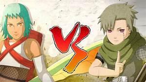 Naruto shippuden ultimate ninja storm 3 | Yagura vs Fu ...