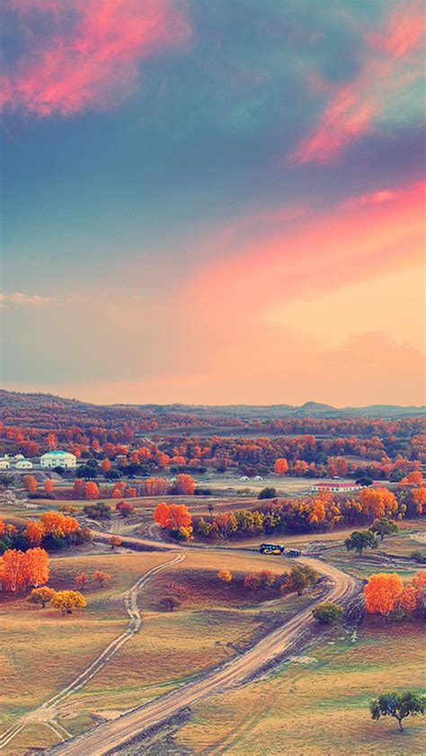 awesome autumn wallpapers   iphone hd  nology
