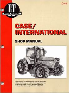 Case International Repair Manual  Magnum 7110  7120  7130  7140