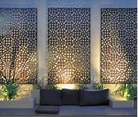 outside wall decor 88 DIY Simple Outdoor Wall Decorations Ideas 89 ...