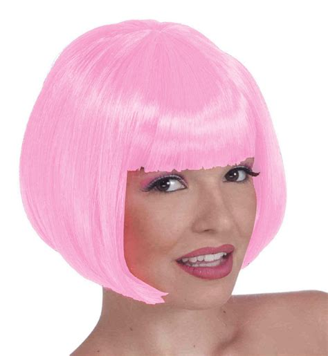 light pink wig colored wigs light pink wig