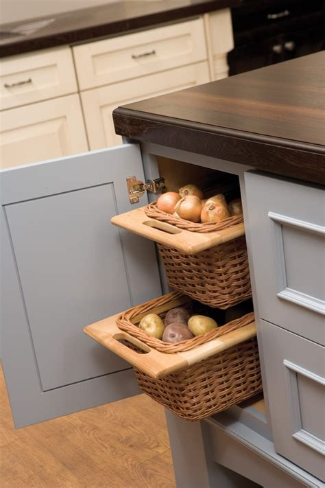 20 Storage Ideas For Potatoes, Onions And Garlic  Jewelpie
