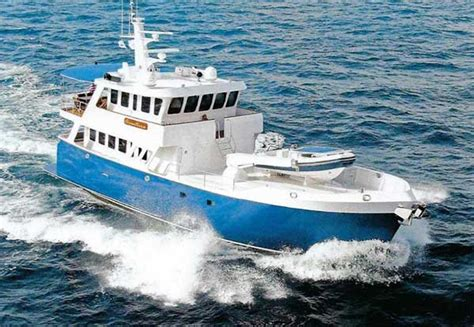 Expedition Boats For Sale by 77 Custom Steel Expedition Yacht For Sale Buy Explorer