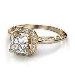princess cut engagement rings gold yellow gold princess cut engagement rings wonderful diamonds ipunya