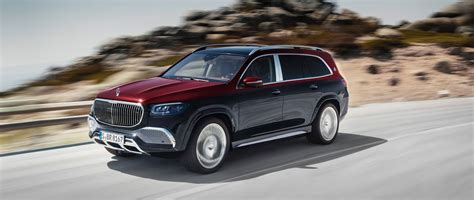 The gls represents the peak of suv luxury. The new Mercedes-Maybach GLS.