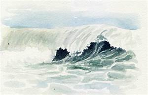 beautiful peindre l eau a l aquarelle 9 how to draw and With comment peindre l eau
