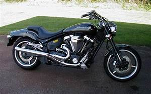 2003 Yamaha Xv 1700 Warrior