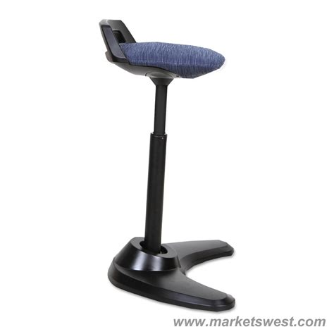 perch sit to stand desk perch series sit stand stool with black base