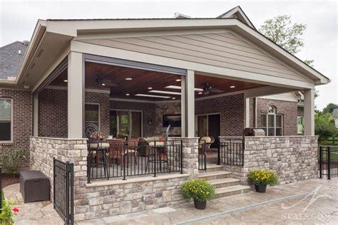 porch extension neals design remodel