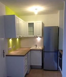 7 best images about cuisine on pinterest base cabinets With meuble cuisine petit espace 12 amenager une cuisine ouverte