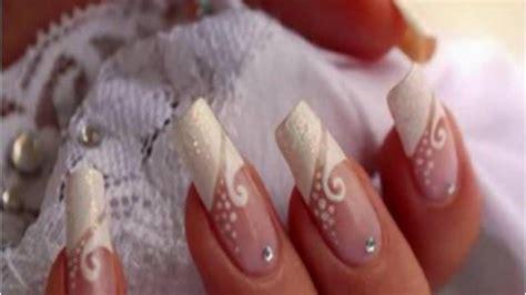 Comment Faire Des Dessins Sur Les Ongles Comment Faire Une Manucure Pour Un Mariage Ongles Beaut 233 Bien 234 Tre