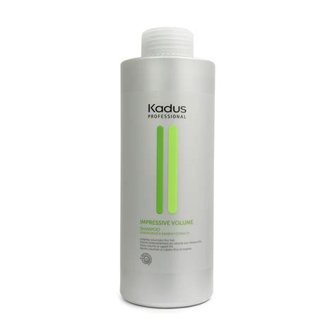 Buy Kadus Professional Impressive Volume Shampoo 1000ml | Salon Wholesale