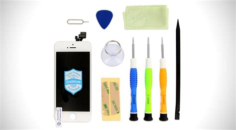 iphone screen repair kit icracked screen repair kit for iphone 6 hiconsumption
