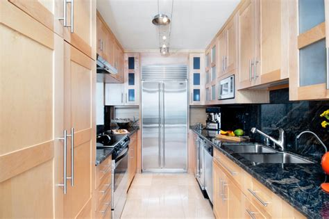 lighting for galley kitchen photo page hgtv 7033