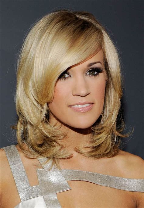 carrie underwoods hair evolution  american idol  country star todaycom