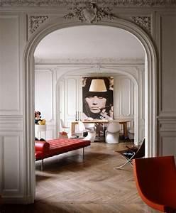 la moulure decorative dans 42 photos avec des idees With good amenagement exterieur maison moderne 17 decoration dinterieur de chambre bebe enfant ado