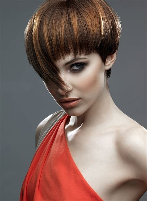 trends hairstyle haircuts  short hair color ideas