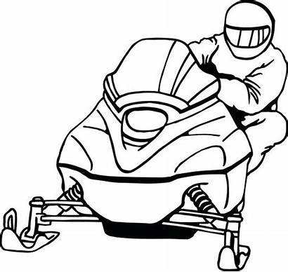 Snowmobile Drawing Clipart Drawings Clipartmag Paintingvalley