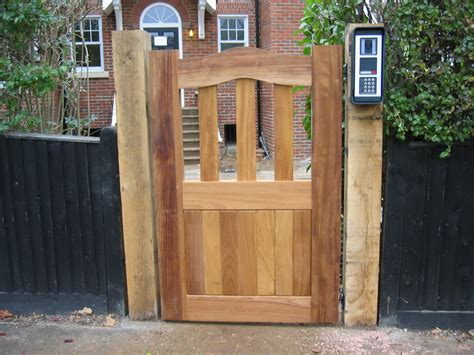 exclusive idea small gate garden furniture wood wilson