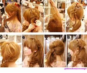 Coiffure Pour Noel : novembre 2013 coiffure simple et facile ~ Nature-et-papiers.com Idées de Décoration