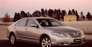 Toyota Camry 2006 2007 Launched