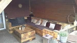 Paletten Lounge Anleitung : toom kreativwerkstatt paletten lounge ~ Whattoseeinmadrid.com Haus und Dekorationen