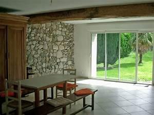 renovation maison ancienne photos 1543 de village r nov e With renovation interieur maison ancienne