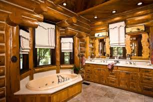 log home bathroom ideas bathroom designs by rocky mountain log homes style estate