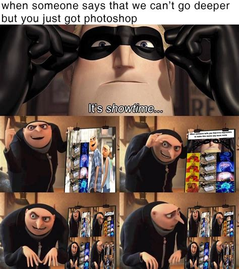 Gru Meme Template The Gru Meme And The Consequential Meta Memes Are Not Dead