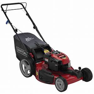 Craftsman 22 U0026quot  Self-propelled Rear Bag Mower